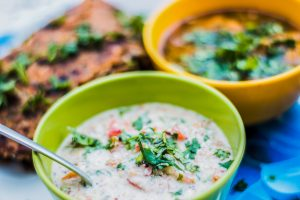 Pikanter Porridge