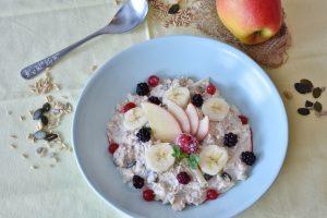 Wärmender Porridge