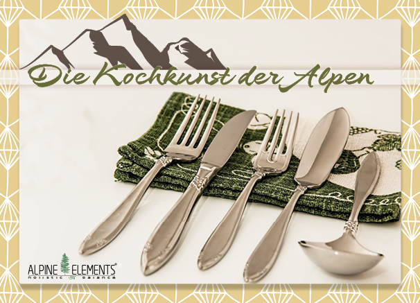 Private Dining Alpine Elements